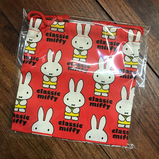ミッフィー♡巾着袋(キャラクターグッズ)
