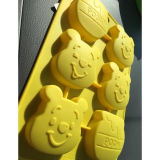 ディズニー(Disney)のダイソー ディズニー シリコン型(調理道具/製菓道具)