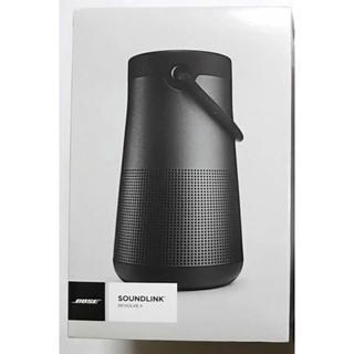 ボーズ(BOSE)の【新品未開封】Bose SoundLink Revolve+ ブラック(スピーカー)
