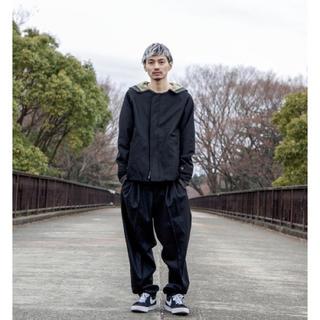 サンシー(SUNSEA)のyotsuba ノーカラージャケット(ノーカラージャケット)