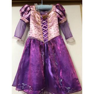 Disney - カルフォルニアディズニー ラプンツェル ドレス
