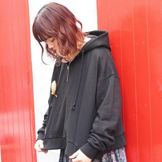えのちゃん moimoi パーカー キャップ Tシャツ セット ブローチ(パーカー)