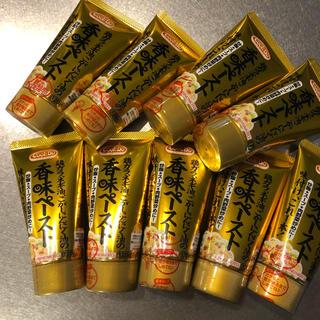 アジノモト(味の素)の香味ペースト 9本 味の素(調味料)