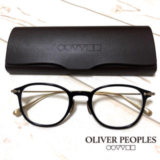 TOM FORD - 美品☆完売☆OLIVER PEOPLES☆stiles☆ウェリントンメガネ