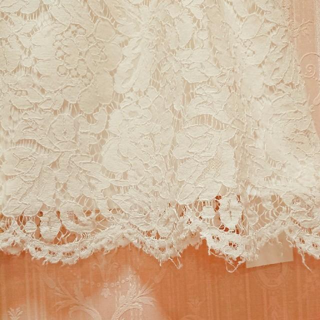 MERCURYDUO(マーキュリーデュオ)の※【MERCURYDUO】コードレース台形ミニスカート レディースのスカート(ミニスカート)の商品写真