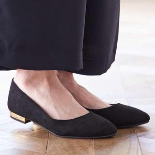 オリエンタルトラフィック(ORiental TRaffic)のオリエンタルトラフィック 黒パンプス(ローファー/革靴)