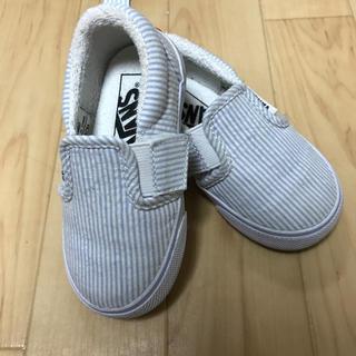ヴァンズ(VANS)のVANS KIDSshoes 14cm(スリッポン)