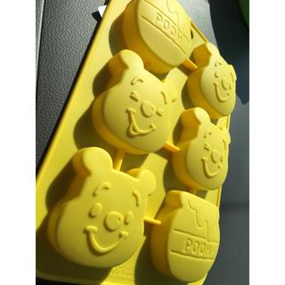 ディズニー(Disney)のダイソー ディズニー シリコン型 数量限定(調理道具/製菓道具)