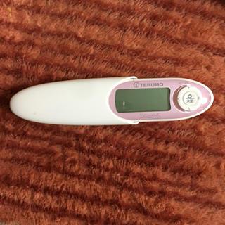 電子体温計★テルモ W520★基礎体温計