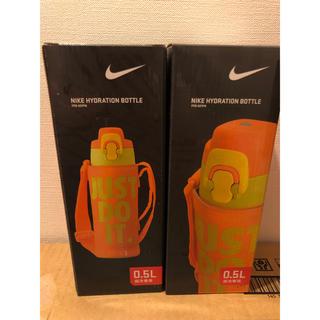ナイキ(NIKE)のNIKE 新品未使用 子供用水筒 ステンレス水筒 値下げ kids 入学準備(水筒)