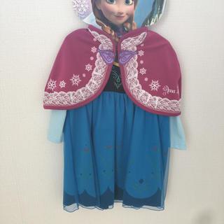 ディズニー(Disney)のアナ雪 アナ なりきり ワンピース(ワンピース)
