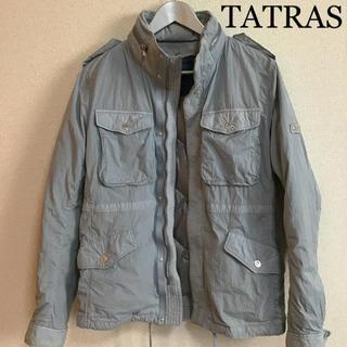 タトラス(TATRAS)のTATRAS (タトラス) M-65 ナイロン ジャケット ダウン インナー付き(ダウンジャケット)