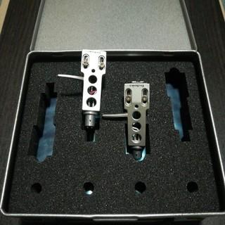 DJ 用カートリッジ ケース付き SHURE  M44-7 Technics (ターンテーブル)