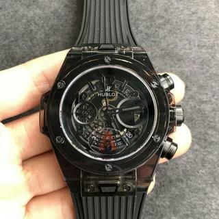 ウブロ(HUBLOT)の ウブロ BIG BANG 411.JX.4802.RT HUBLOT 腕時計(腕時計(アナログ))