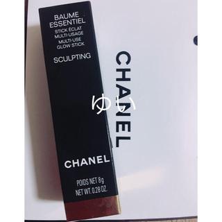 シャネル(CHANEL)のシャネルボームエサンシエルスカルプティングハイライトフェイスカラー新品未使用新作(フェイスカラー)