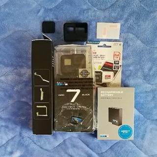 ゴープロ(GoPro)のGoPro HERO7 BLACKセット(ビデオカメラ)