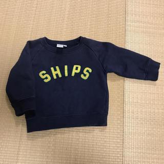 シップス(SHIPS)のシップス トレーナー ミキハウス 好きの方も(トレーナー)