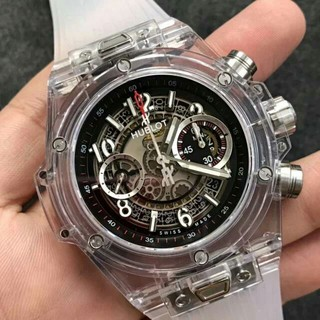 ウブロ(HUBLOT)の ウブロ BIG BANG 411.NM.1170.RX HUBLOT 腕時計 (腕時計(アナログ))