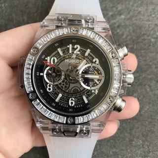 ウブロ(HUBLOT)の ウブロ BIG BANG 411.JX.4802.RT HUBLOT 腕時計 (腕時計(アナログ))
