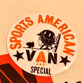 ヴァンヂャケット(VAN Jacket)のVAN SPORTS AMERICAN グラハムヒル ステッカー送料込(その他)