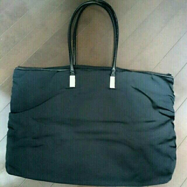 Gucci(グッチ)のGUCCI☆黒ビッグトートバッグ レディースのバッグ(トートバッグ)の商品写真