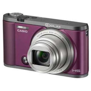カシオ(CASIO)のデジタルカメラ「ZR1700」(ワインレッド)(EX-ZR1700-WR) (コンパクトデジタルカメラ)