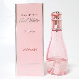 ダビドフ(DAVIDOFF)のB137 ダビドフ クールウォーター ウーマン シーローズ 30ml(香水(女性用))