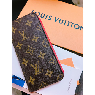 LOUIS VUITTON iPhone7プラスケース