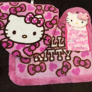 ハローキティ - キティ トイレ セット