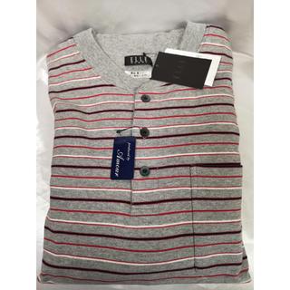 百貨店購入 新品!未使用 エル ELLE パジャマ メンズ Lサイズ