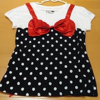 ディズニー(Disney)のディズニーストアー ミニーTシャツ(Tシャツ(半袖/袖なし))