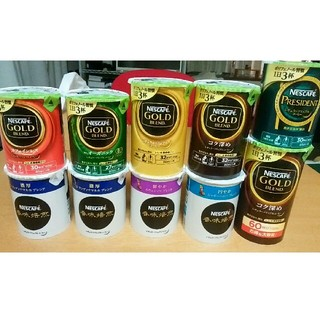 ネスレ(Nestle)のネスカフェ ゴールドブレンド バリスタアイ 10個セット(コーヒー)