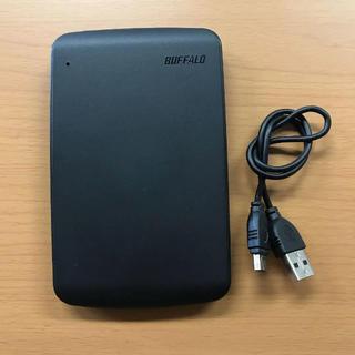 Buffalo - BUFFALO バッファロー HD-PVR500U2-BK 500GB HDD