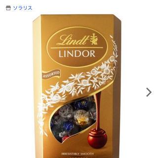 リンツ(Lindt)のリンツリンドールチョコレート 600g×2個(菓子/デザート)