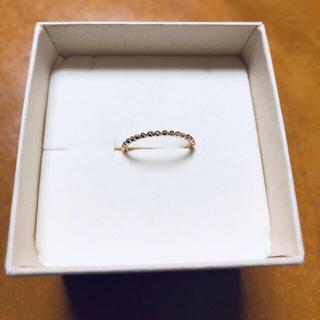 アガットカットボールの指輪(リング(指輪))