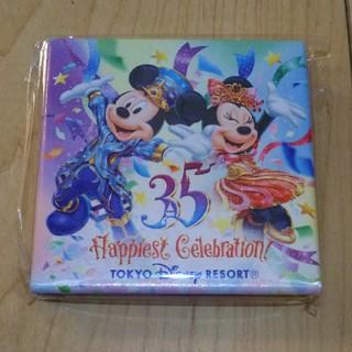 Disney - 非売品 ディズニー35周年 ディズニーホテル コンパクトミラー