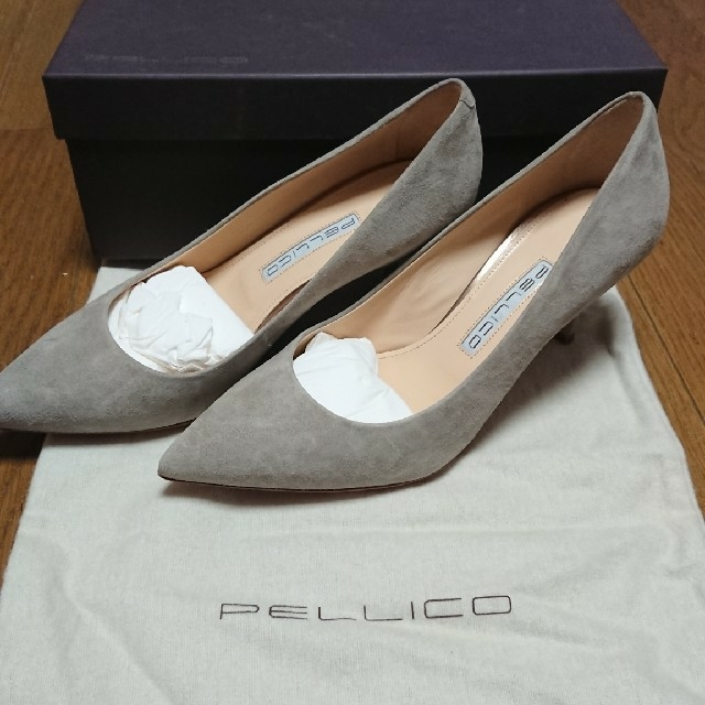 3e28423930b5dd PELLICO - 《最終お値下げ》ペリーコ パンプス 新品未使用品の通販 by た ...