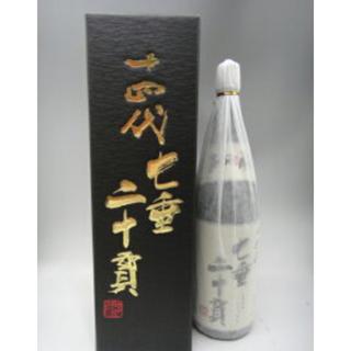 タカハシ様専用 十四代 七垂 1.8 5本セット(日本酒)