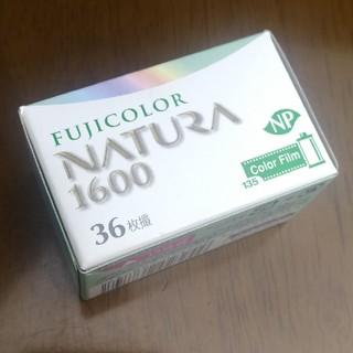 フジフイルム(富士フイルム)のNATURA 1600 フジカラー ナチュラ 富士フィルム 高感度フィルム(フィルムカメラ)