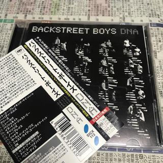 バックストリートボーイズ  DNA(ポップス/ロック(洋楽))