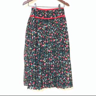 ZARA - 花柄スカート ❤️