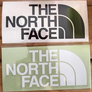 THE NORTH FACE - ザ・ノースフェイス ステッカー