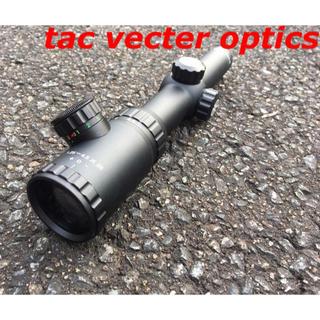 実物 Vector Optics swift 1.25-4.5x26 ライフル (カスタムパーツ)
