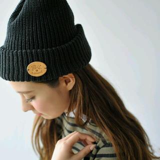 IL BISONTE - ILBISONTE  ニット帽 帽子