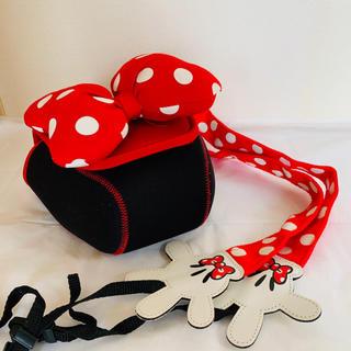 Disney - ディズニーリゾート限定‼︎ ミニー カメラケース