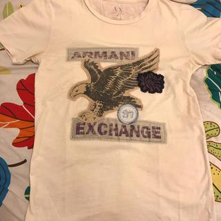アルマーニエクスチェンジ(ARMANI EXCHANGE)のTシャツ(Tシャツ/カットソー(半袖/袖なし))