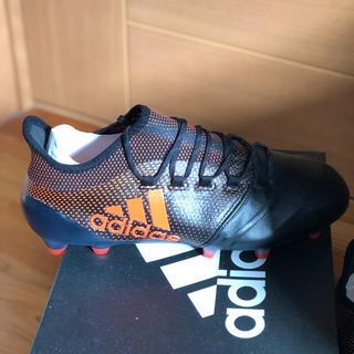 アディダス(adidas)のサッカースパイクx17.1レザー(サッカー)