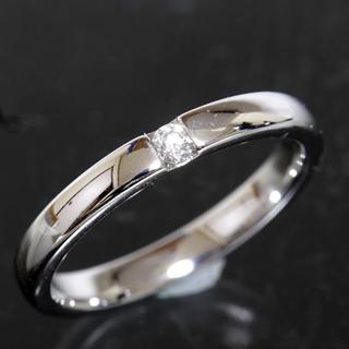 ダミアーニ(Damiani)のダミアーニ DAMIANI ダイヤモンド リング 10.5号 K18WG 仕上済(リング(指輪))