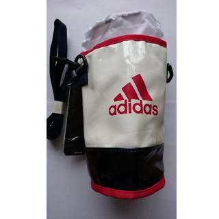 アディダス(adidas)のアディダスペットボトルホルダー1000ml白色(日用品/生活雑貨)