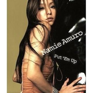 シングルCD「Namie Amuro/Put 'Em Up」 安室奈美恵 (ポップス/ロック(邦楽))